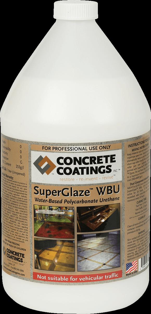 SuperGlaze™ WBU