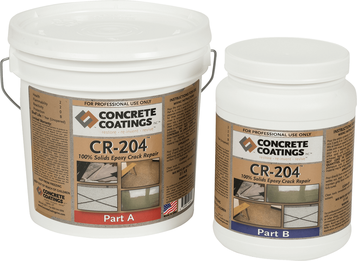 CR-204™ – Crack Repair