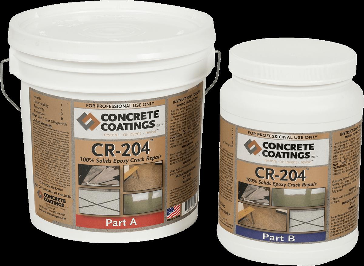 CR-204™ – Crack Repair