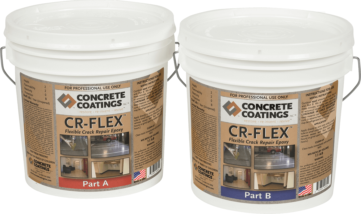 CR-Flex™ – Crack Repair