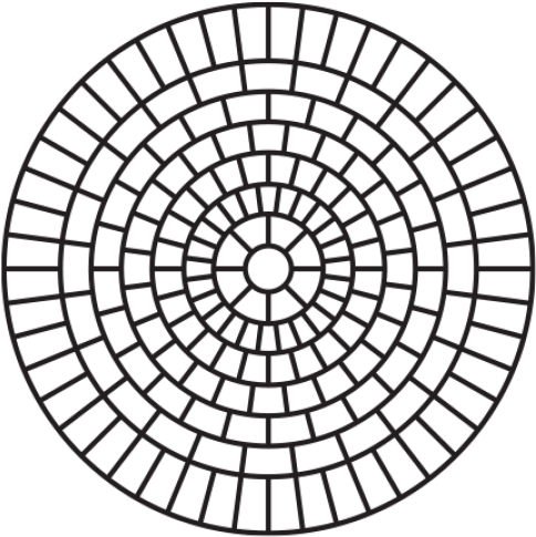 Circle Stencils