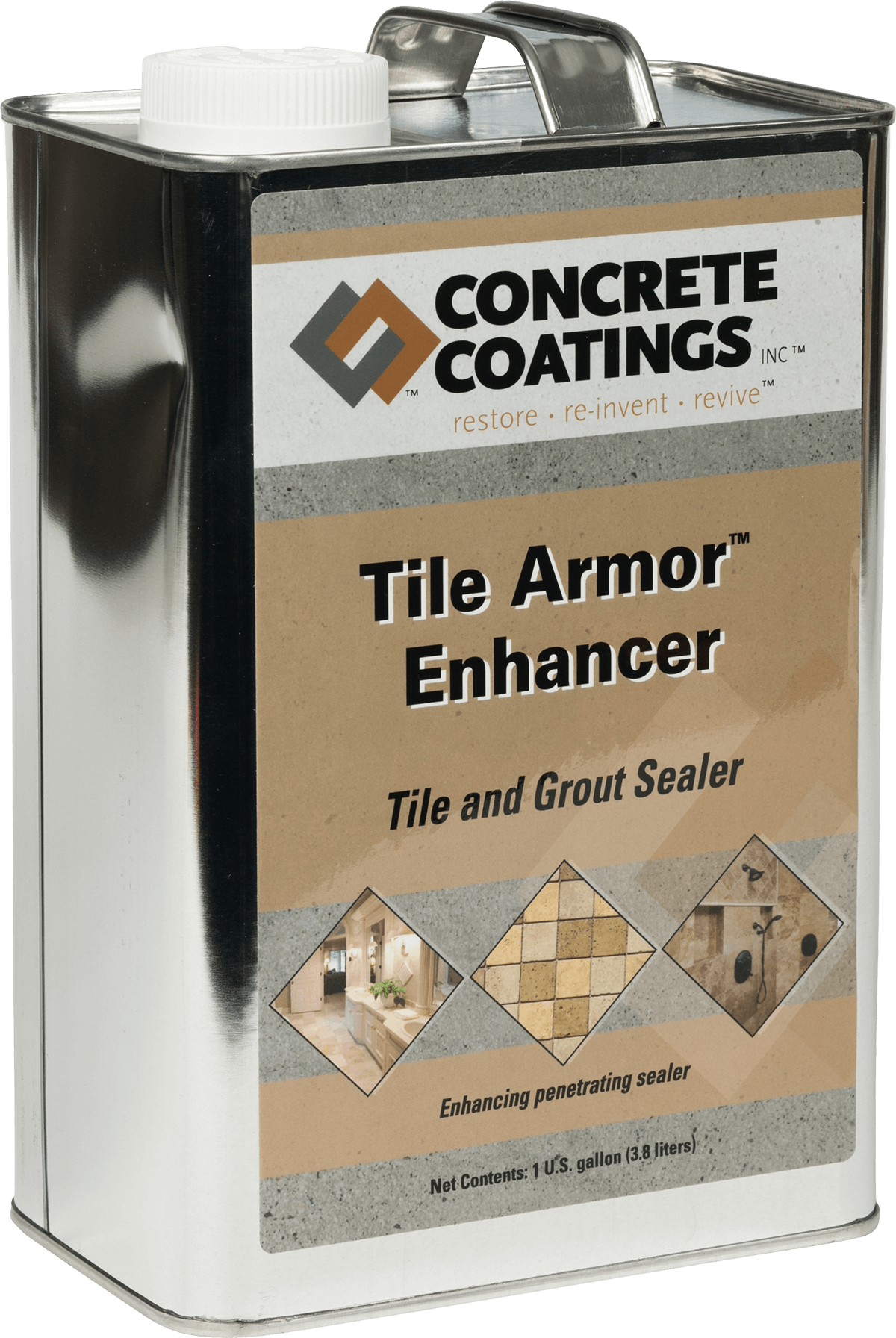 CCI Tile Armor™ Enhancer